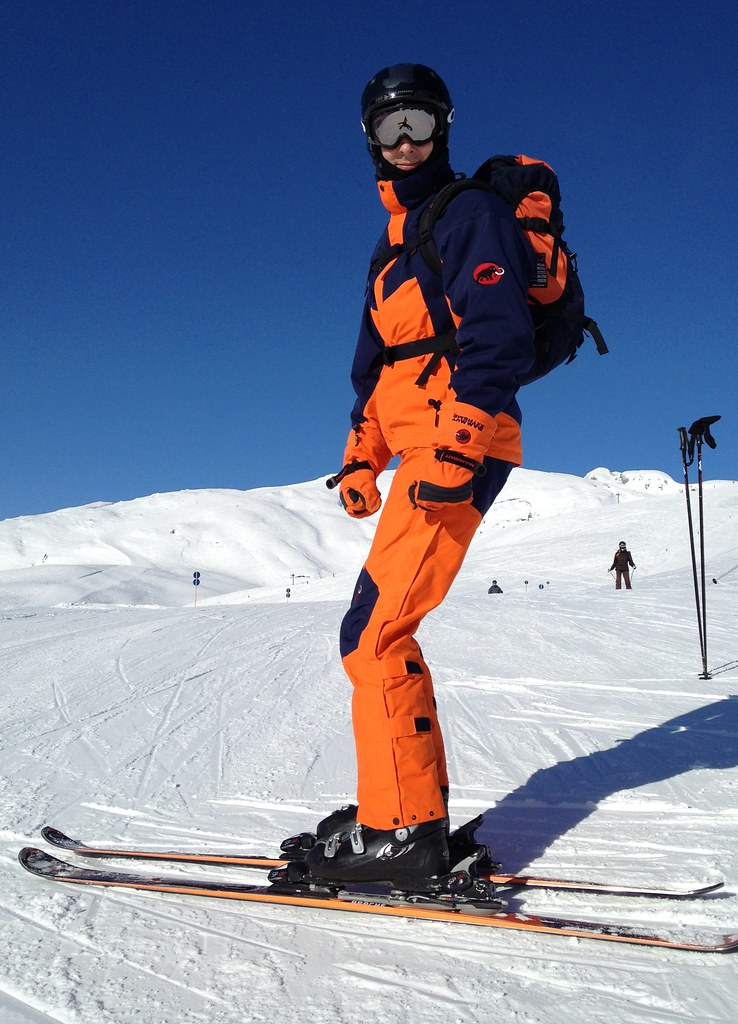 reputable site d312b 3ec35 Mammut Extreme in the wild   Can be found on the Arlberg ...