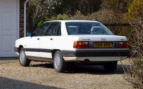 1990 Audi 100 2.3 | by Spottedlaurel