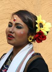 Sambalpuri girl