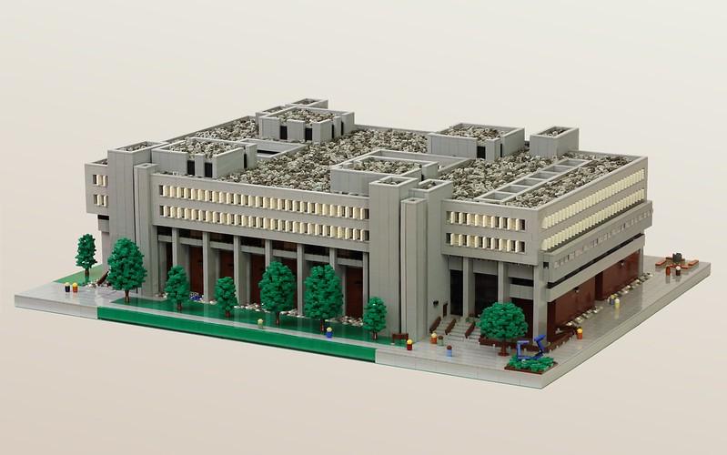 UW Mathematics and Computer Building