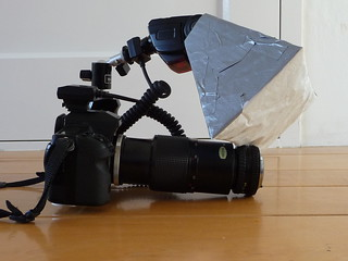 my macro set-up | by Rense Haveman