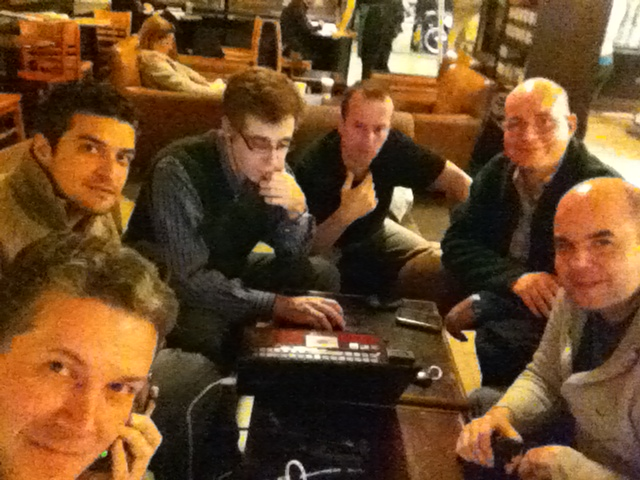 Dstar-Cafe 26 Abril 2012
