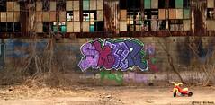 Rocky Hill foundry grafitti