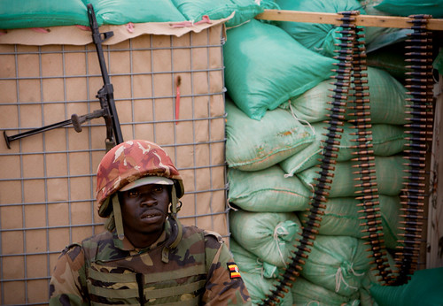 AMISOM 09 & 341 Battalions consoldate positions around Maslah Town 05   by AMISOM Public Information