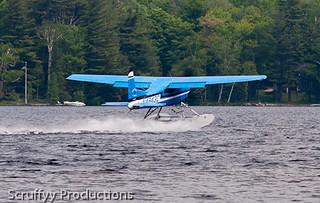 Cessna 185 Skywagon N4843C
