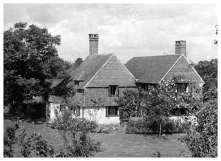 VINTAGE WHERE IS THIS UNKNOWN LOCATION.  LOXWOOD SURREY UK. SOLVED AFTER SIX YEARS SEE BELOW.