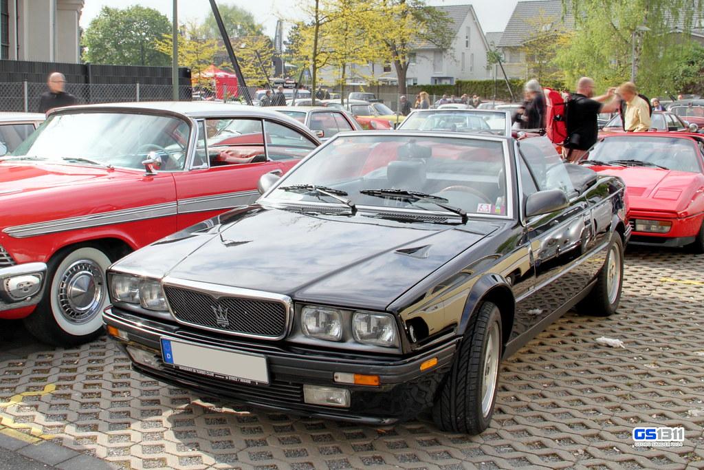 1984 - 1994 Maserati Biturbo Spyder   See more car pics on ...