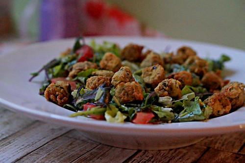 Okra salad -edit