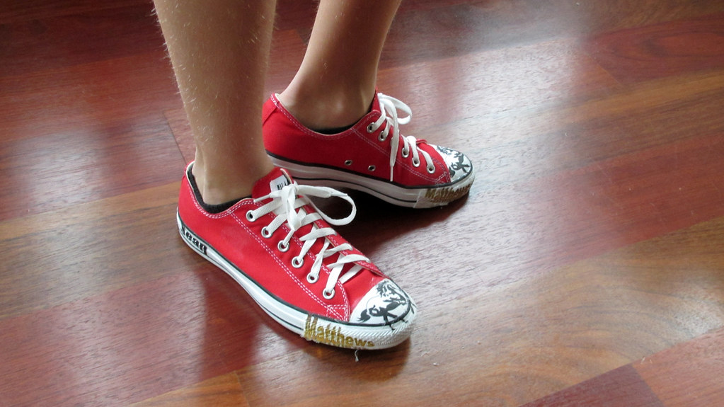f4d6b67af5b0 ... Customize your Converse shoes with Kodak Shoe Art Film
