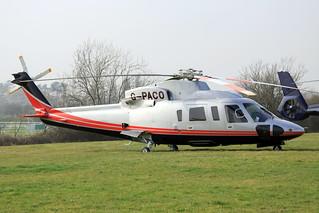 Sikorsky S-76 G-PACO
