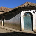 On the corner - En la esquina; Totora, Departamento de Cochabamba, Bolivia