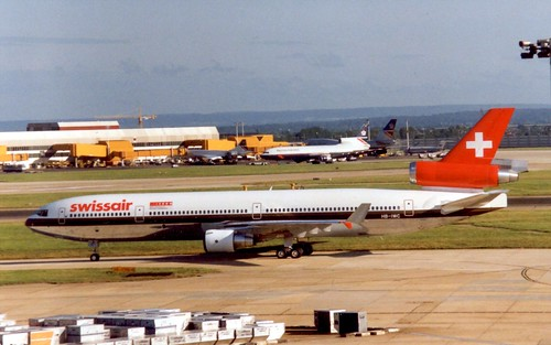 HB-IWC Heathrow 21 June 1991 | by ACW367