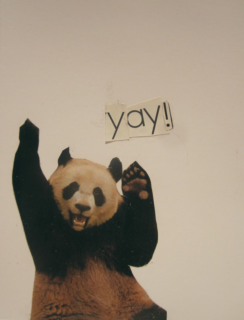 """yay! panda 