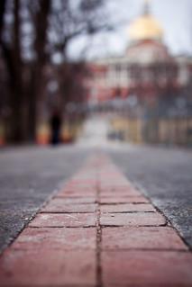 Freedom Trail, Winter [47/366] | by timsackton
