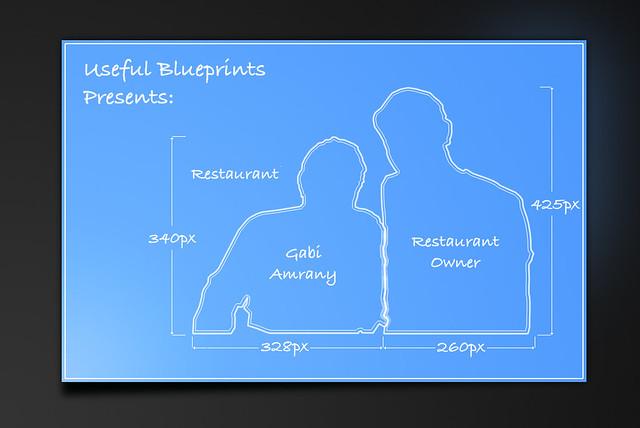 Useful Blueprints - Gabi Amrani