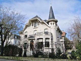 Villa des Colombes