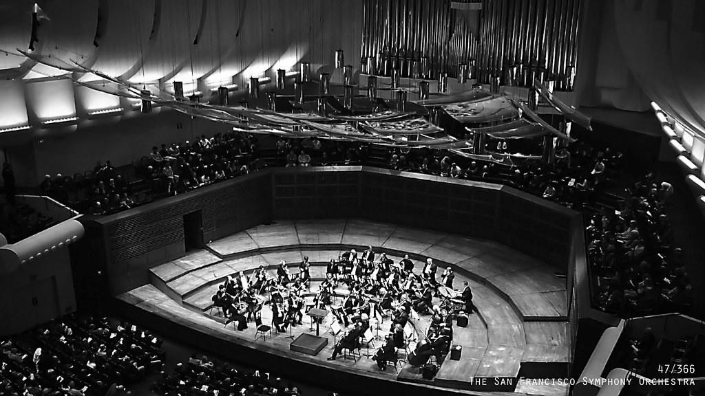 San Francisco Symphony Calendar.The San Francisco Symphony Orchestra Today The Mrs I We Flickr
