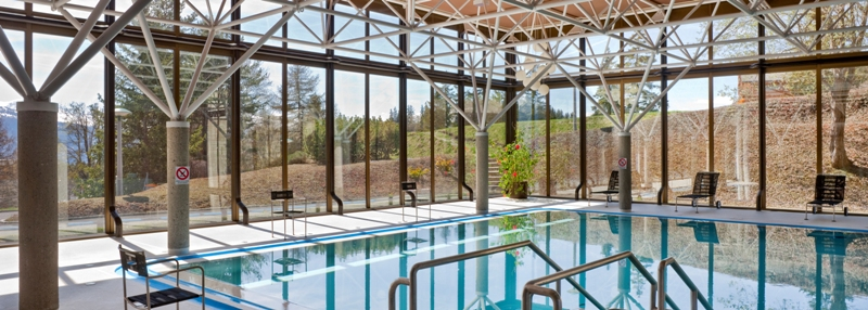 Schwimmbad / Piscine