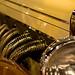 Exhaust cowls of the 1929 Auburn Boattail Speedster