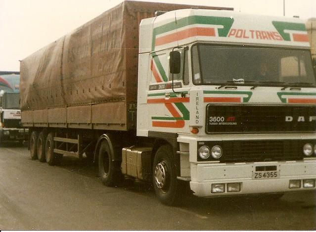 DAF 3600ATi Dun Laoghaire 1987