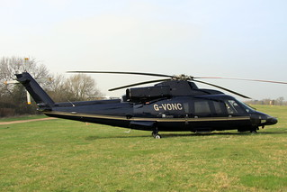 Sikorsky S-76 G-VONC
