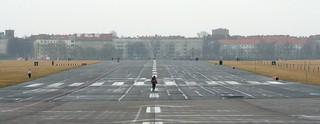 Tempelhof Airport, Runway 09 Left   by Andrey Belenko