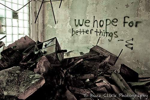 we hope for better things; it shall rise from the ashes. | by Buzz Click Photography
