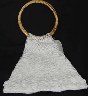 Crochet Bag from Banana Republic outlet - 2005
