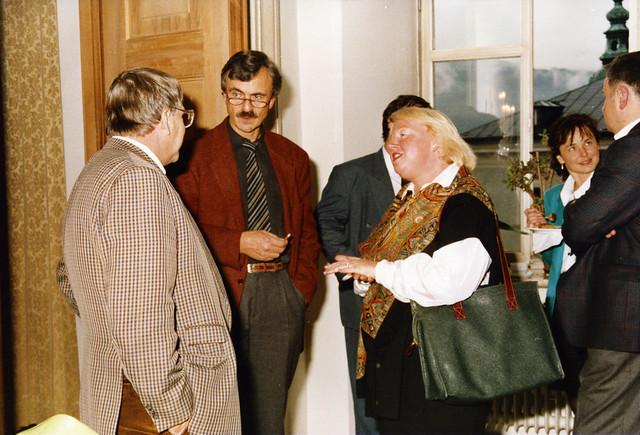 Mönchsberg in Salzburg, 1993