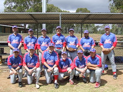 Gawler Ranges Baseball Club 2007