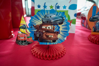 Cars Party Decorations | by goingslowly