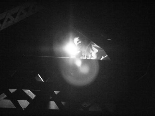 Rhett Is On The Old Railroad Bridge To Film! | by woofdriver