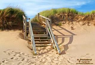Singing Sands, Basin Head, Prince Edward Island 10 | by PhotosToArtByMike