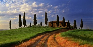Tuscan Villa Val d'Orcia | by Mark Wassell