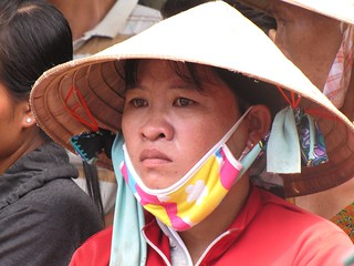 Vietnam: Flood survivors' struggle. | by EU Civil Protection and Humanitarian Aid