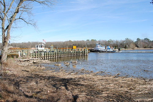 water ferry river pier boat dock tugboat delaware tug barge nanticoke cableferry nanticokeriver sussexcountyde tinafallon woodlandferry