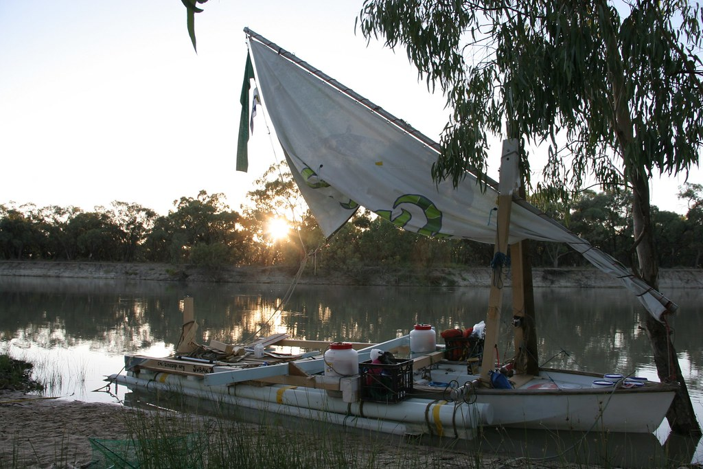 CoC - Murray River: Subak at Sunset