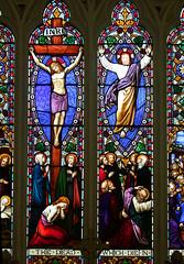 Crucifixion, Ascension, general despair