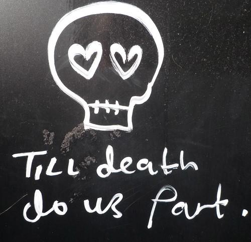☠♡ Till death do us part / Till death us do part ♡☠   by dullhunk
