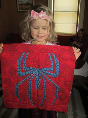 Spiderman Block