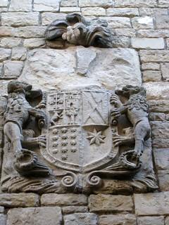 Laguardia (Álava). Escudo