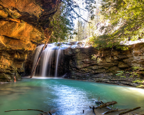 waterfall waterfalls hdr ptgui photomatix bigsouthforknationalriverandrecreationarea