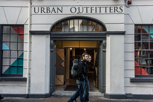 Urban Outfitters - Temple Bar (Dublin) | by infomatique