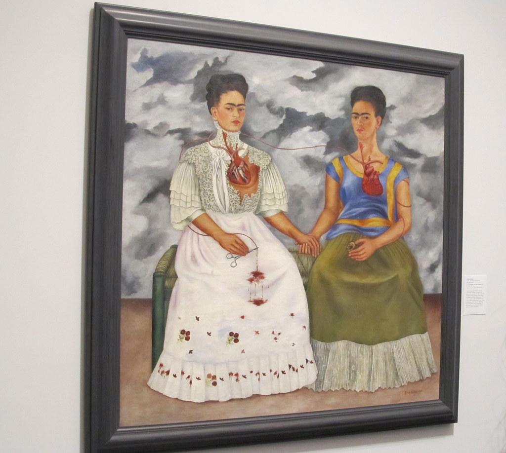 Las dos Fridas (The two Fridas) 1939