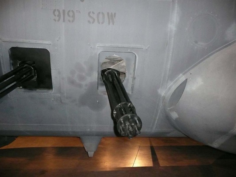 Lockheed AC-130A Spectre 8