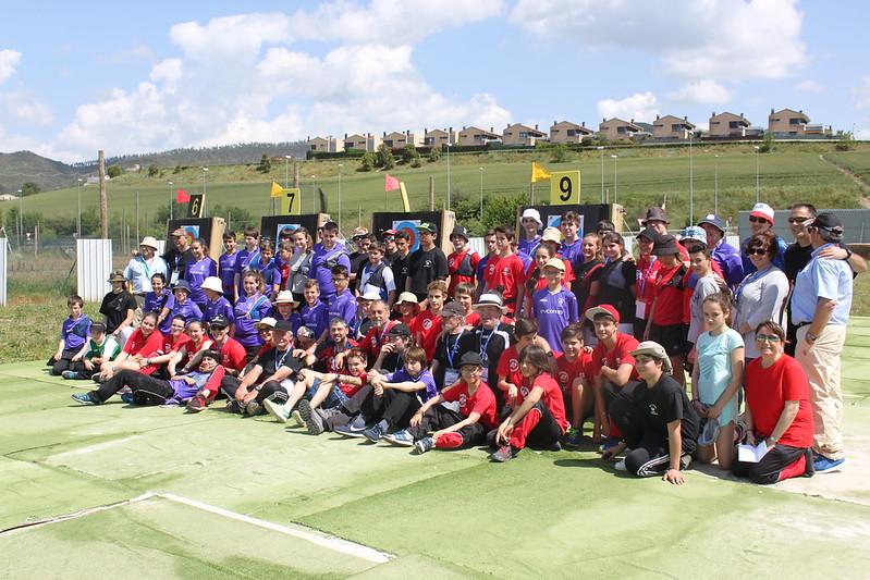 III Tirada JDN-Campeonato Navarro 28 y 29 de mayo de 2016