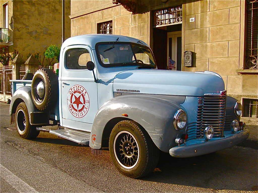 1949 INTERNATIONAL KB-1 Pick-up Truck | Well restored and ra