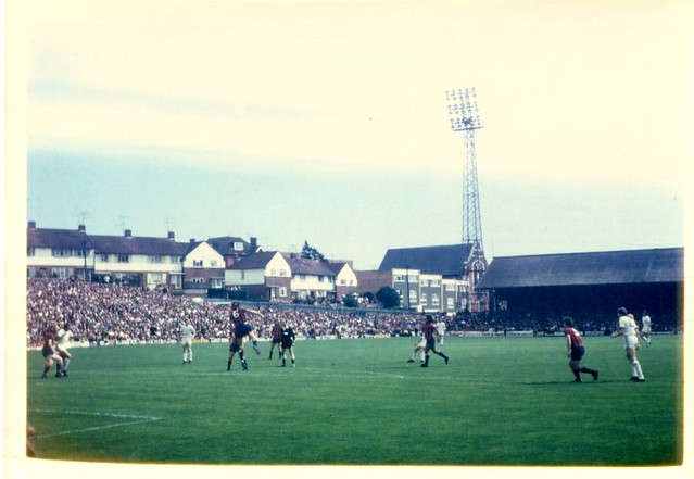 Brighton v Crystal Palace, The Goldstone Ground (August 1974)