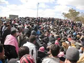 Libya crisis 2012, 24 – 26 February