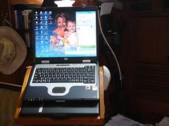 wo, 03/10/2007 - 14:15 - Internet aan boord - Laptop aan boord